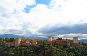 Alhambra Granada Andalusia Spain - Freiheitsjunkie / Pixabay
