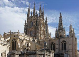 Burgos Spain Sky Clouds Building - 12019 / Pixabay