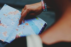 Map Tourism Lost Direction Guide - gregroose / Pixabay
