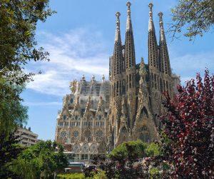 Sagrada Familia Cathedral - Patrice_Audet / Pixabay