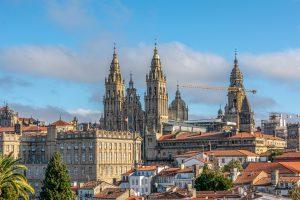 Santiago Compostela Galicia City - javierAlamo / Pixabay