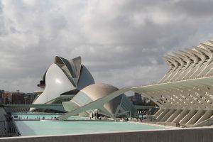 Valencia Calatrava Via Architecture - sucrister / Pixabay