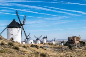 Windmills Castle Landscape - javierAlamo / Pixabay