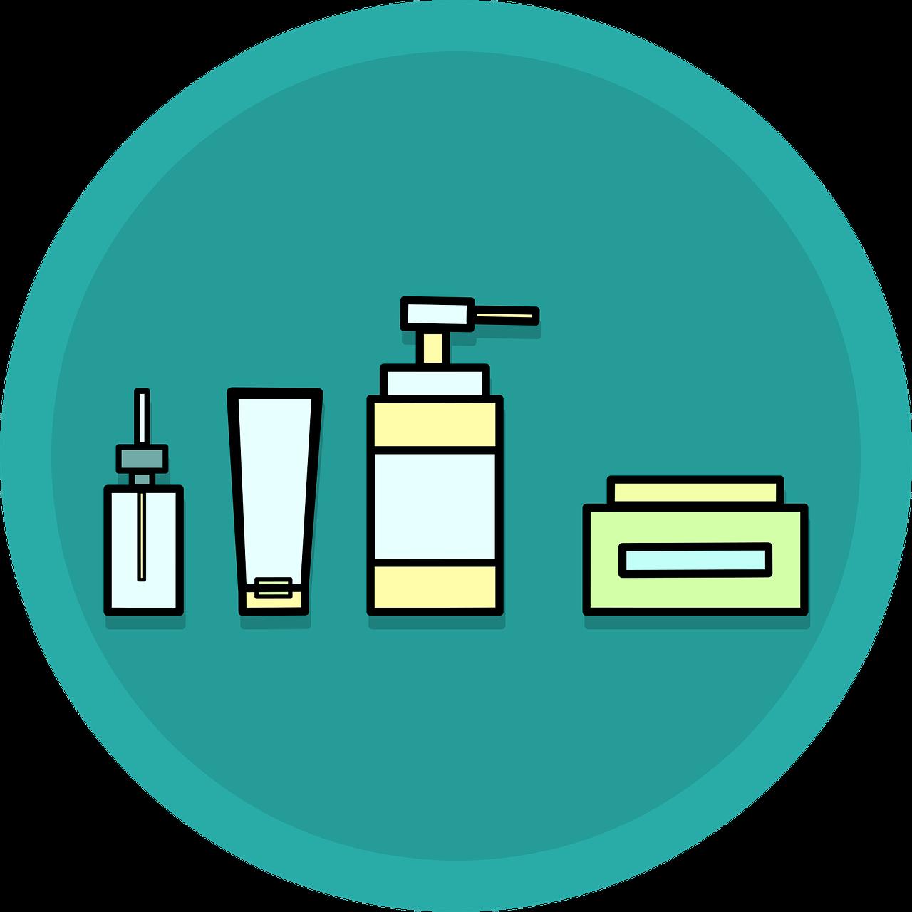 Skincare Cosmetics Bath Cream  - mohamed_hassan / Pixabay