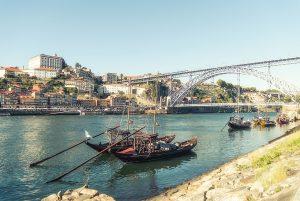 Porto Portugal River Douro - nuno_lopes / Pixabay