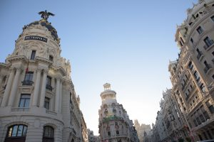 Gran V%C%ADa City Madrid Spain - ysawatdeekha / Pixabay