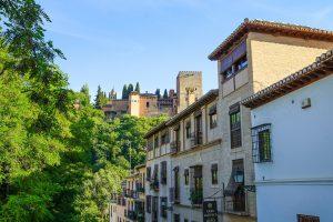 Spain Andalusia Granada Alhambra - franky1st / Pixabay