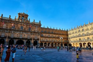 Spain Salamanca Space Town Hall - NakNakNak / Pixabay