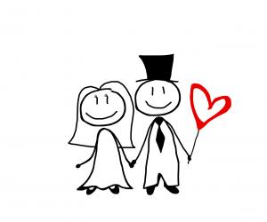 Spouses Newlyweds Love Marriage  - ElisaRiva / Pixabay
