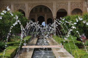 Alhambra Source Andalusia Granada - cnsconsultores / Pixabay